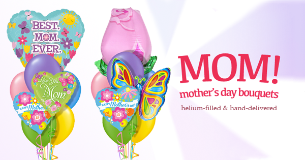 Mother's Day Balloon Bouquet 2017