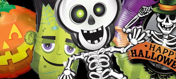 Limited Time: Save $13 on a Halloween Balloon Delivery