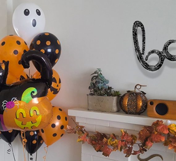 BOO! Your 2018 Halloween Balloons Are Here!